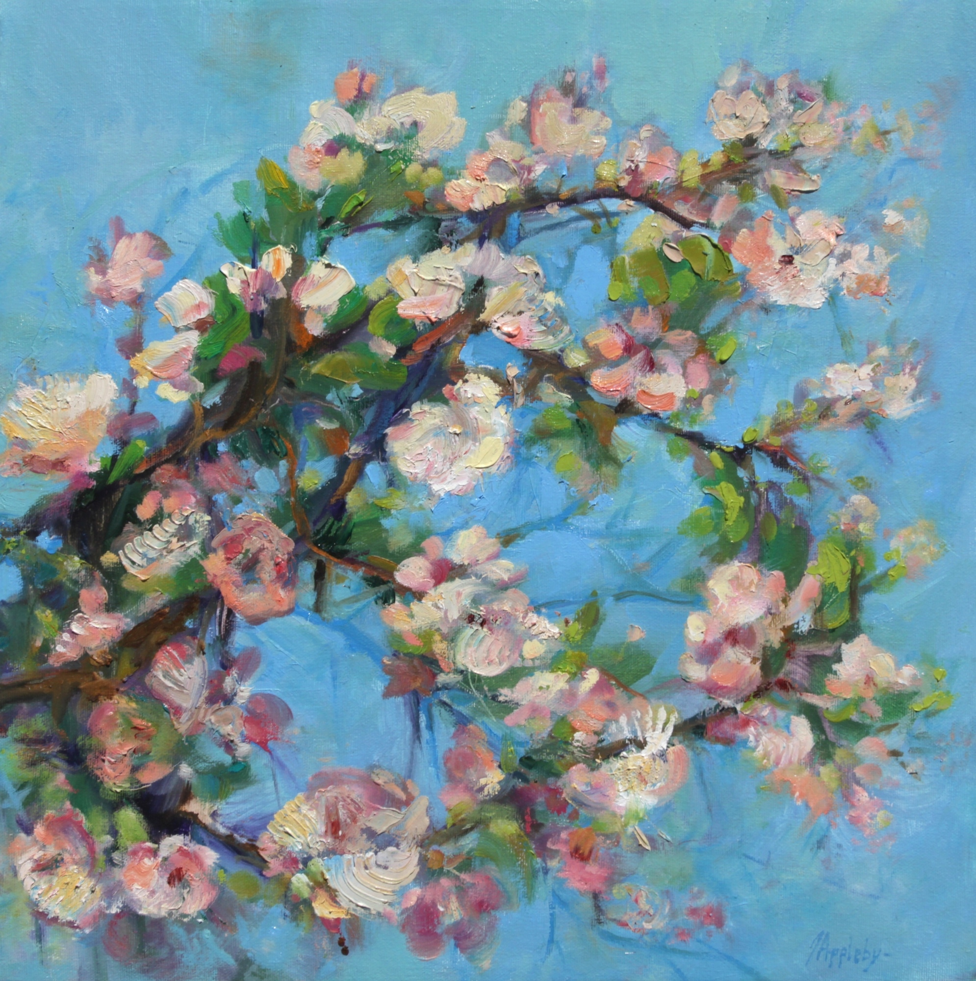 Flowers Jane Appleby